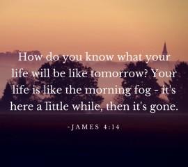 James 4-14