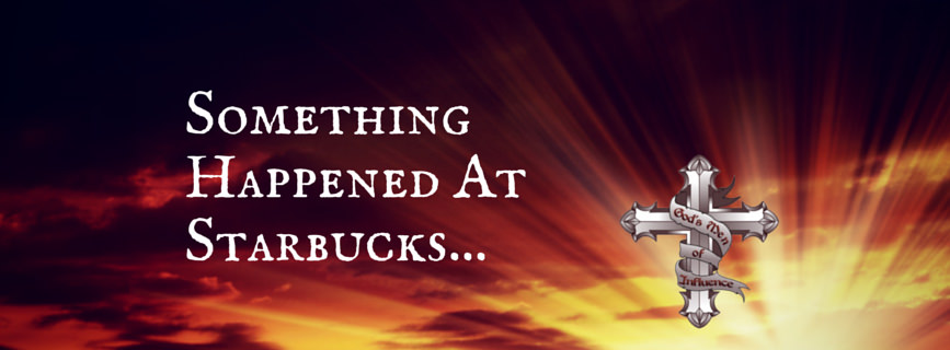 Happened at Starbucks
